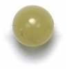Semi-Precious 8mm Round Lemon Agate
